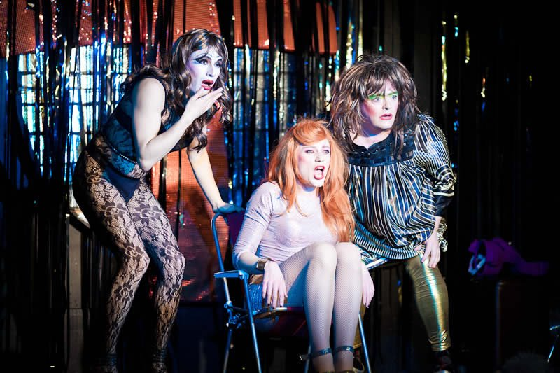 The LipSinekrs at RVT 1